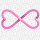 Infinity-ribbon-icon