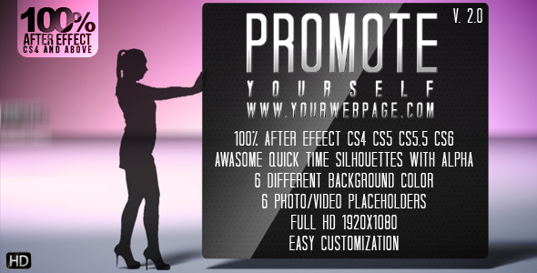 VideoHive Your Best Product Promo Woman 3672776