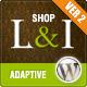Lorem & Ipsum Wordpress Theme