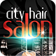 City Hair Salon Promotional Flyer - GraphicRiver Item for Sale