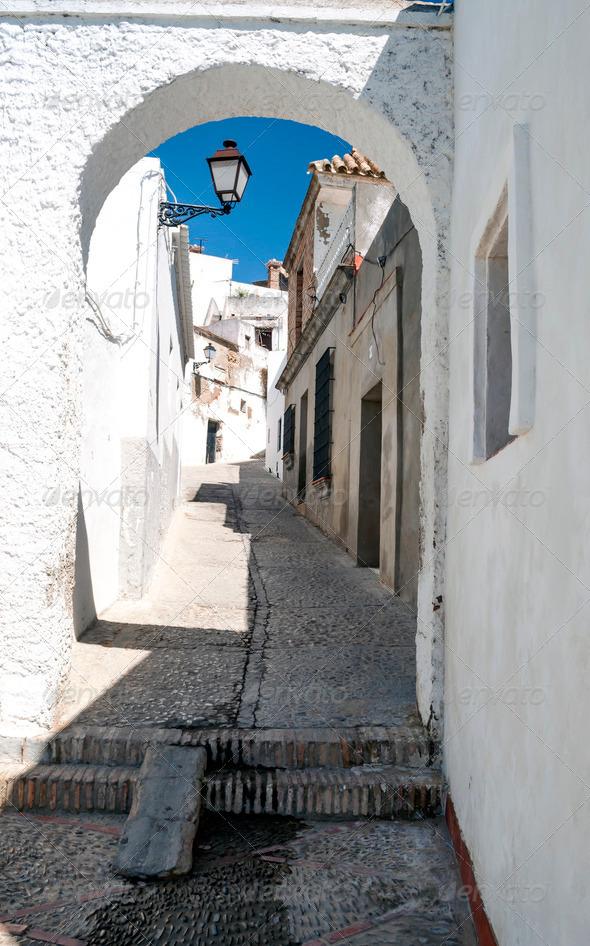 PhotoDune Street scene 3675598