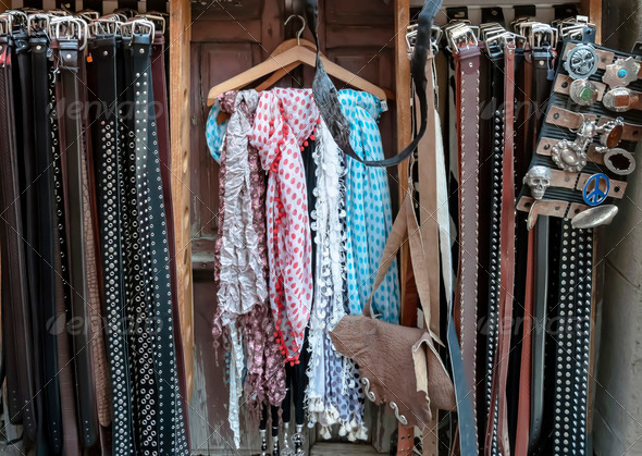 PhotoDune Market of belts 3675645