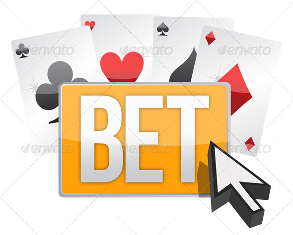 PhotoDune bet button and cursor 3675638