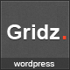 Gridz - Creative Agency Retina Ready WP Theme