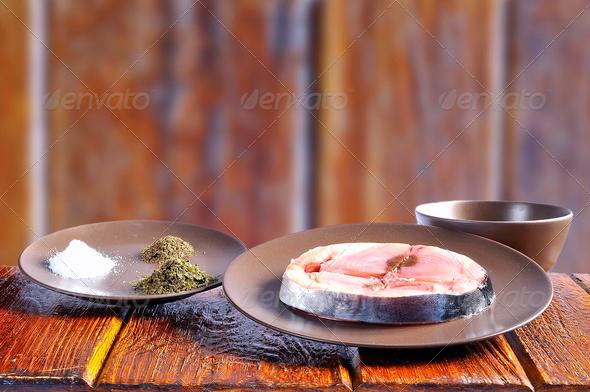 PhotoDune White tuna 3675721