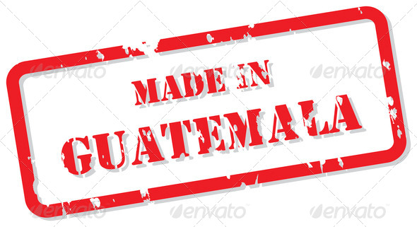 Guatemala Stamp - Stock Photo - Images