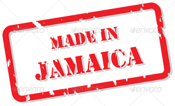 Jamaica Stamp - Stock Photo - Images
