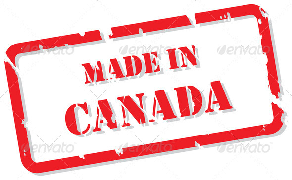 Canada Stamp - Stock Photo - Images