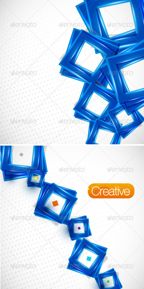 GraphicRiver Vector Abstract Background 3676596