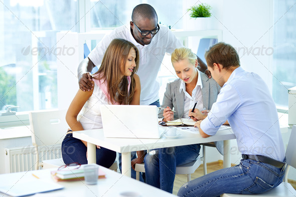 Work planning - Stock Photo - Images