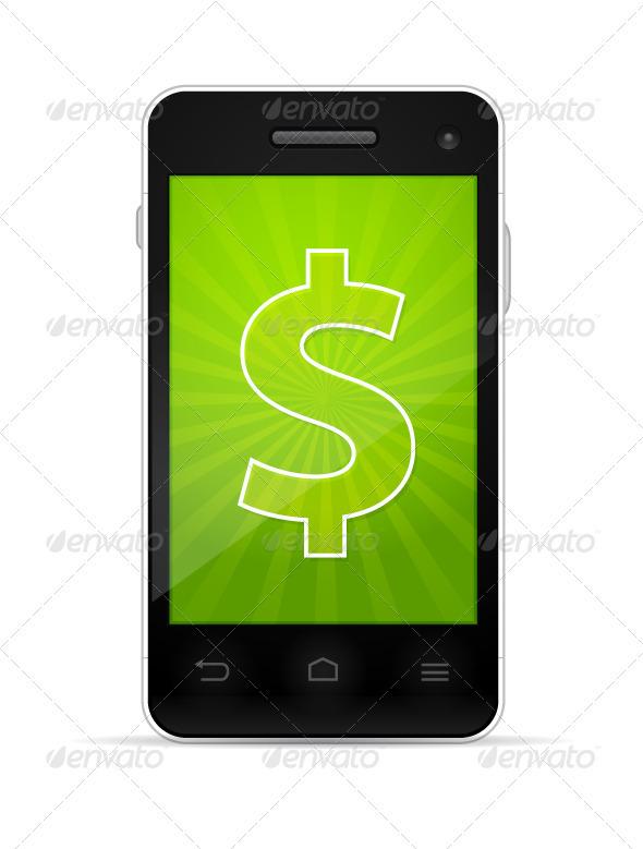 Mobile Profit Concept