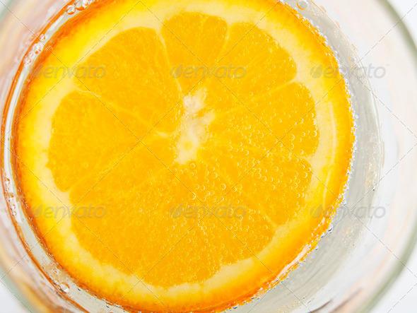 PhotoDune orange slice dipped 3682204