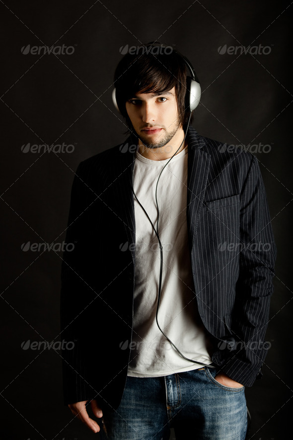Listening - Stock Photo - Images