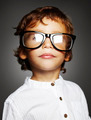 little boy with glasses - PhotoDune Item for Sale