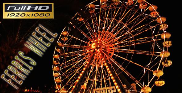Ferris Wheel FULL HD