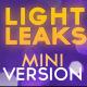 Light Leaks Mini Version  - VideoHive Item for Sale