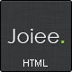 Joiee - Multipurpose Responsive HTML5 Theme - ThemeForest Item for Sale