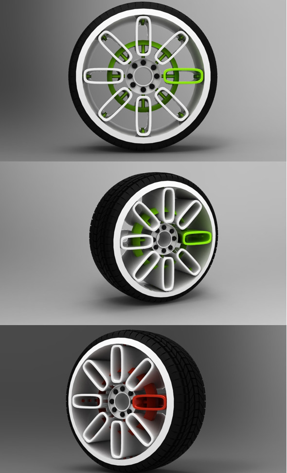 3DOcean Wheel 396803