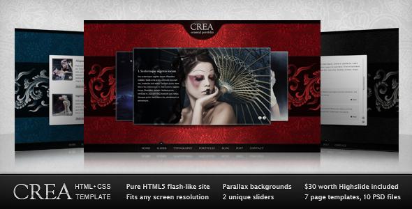 Crea HTML