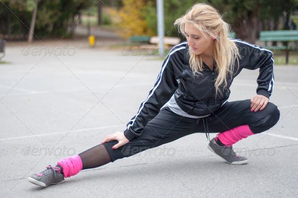 PhotoDune Girl Training 3690612