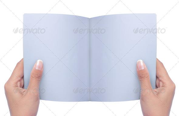 PhotoDune Baca majalah-2 3721117