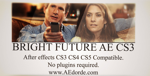 After Effects Project - VideoHive Bright Future 397088