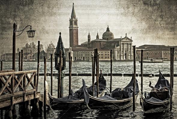 PhotoDune Venetian Scene 3692235