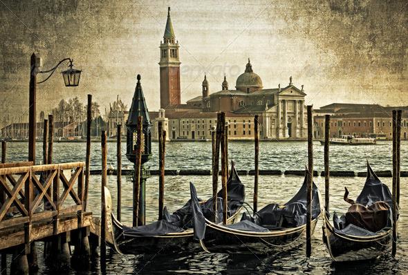 PhotoDune Venetian Scene 3692231