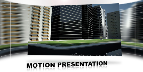 After Effects Project - VideoHive Motion Presentation 397168