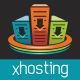 xhosting Logo - GraphicRiver Item for Sale