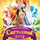 Carnival 2013 - GraphicRiver Item for Sale