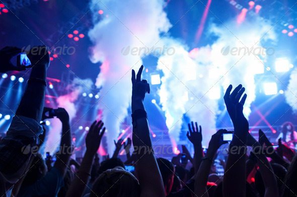 Dance club - Stock Photo - Images