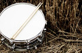 Snare Drum in a Field - PhotoDune Item for Sale