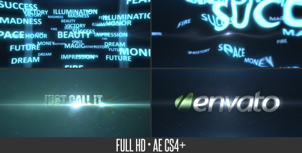 VideoHive The Unifying Force 3663984