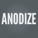 Anodize - A Responsive HTML5 Template - ThemeForest Item for Sale