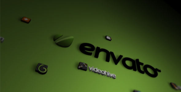 After Effects Project - VideoHive Green Wall 397345