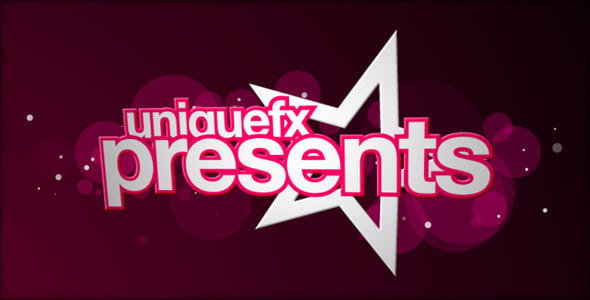 Funky opener by uniquefx videohive for After effects cs4 intro templates free download