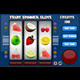 Slot Machine Game With Random Hold - ActiveDen Item for Sale