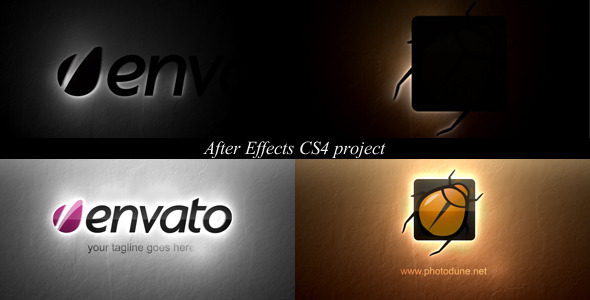 VideoHive Power On Logo 3666897
