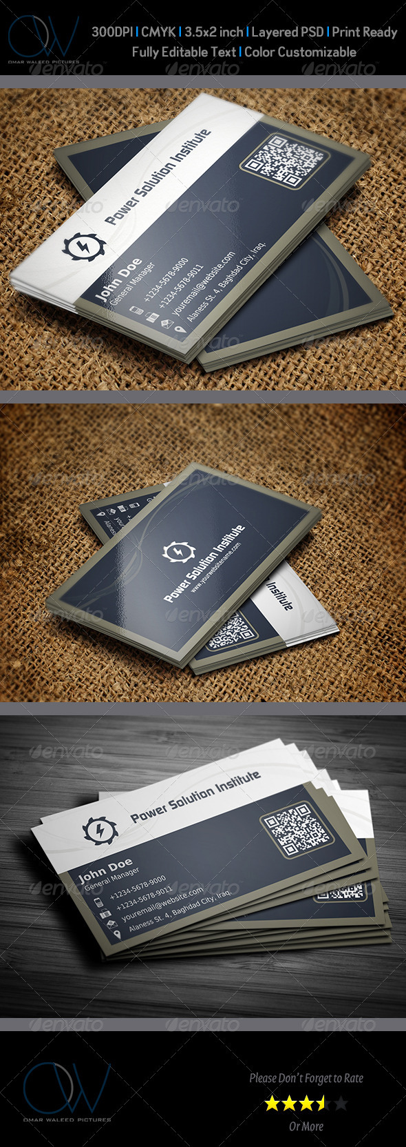 Corporate Business Card Vol.13 - Corporate Business Cards