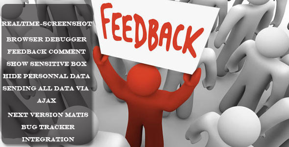 Advanced FeedBack Plugin - CodeCanyon Item for Sale