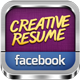 Creative Resume | FB Timeline Cover Kit - GraphicRiver Item for Sale