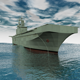 US Carrier With Wasp System - 3DOcean Item for Sale