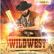 Wild West Flyer - GraphicRiver Item for Sale