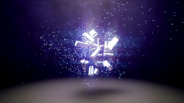 VideoHive Magic Words Opener 3701316