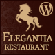 Elegantia - Restaurant and Cafe WordPress Theme - ThemeForest Item for Sale
