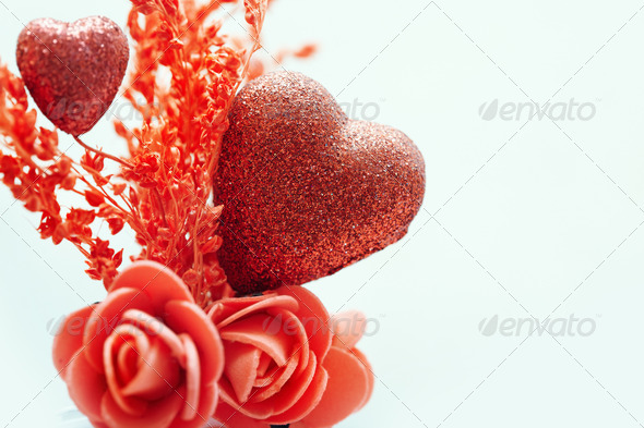 Heart of love - Stock Photo - Images