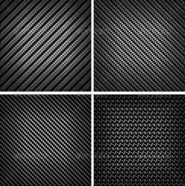 GraphicRiver Carbon Fiber Background 3701952