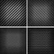 Download Vector Carbon Fiber Background