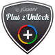 Plus One 2 Unlock per jQuery - Voce WorldWideScripts.net in vendita